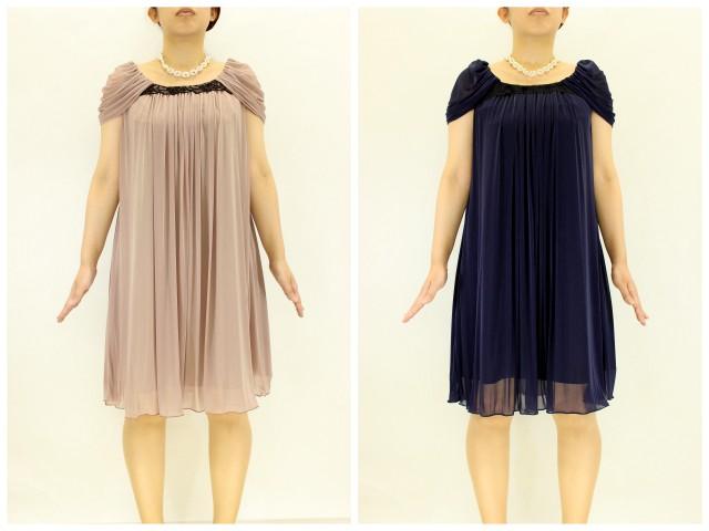 ドレス選びの着痩せテックニック③