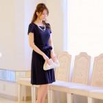 謝恩会や卒業パーティーのドレスに最適!理想的スタイルを叶える上品な着こなし方12選