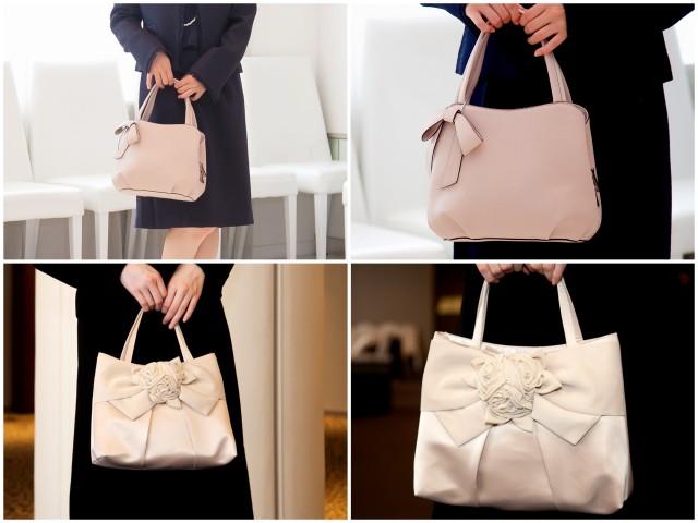 卒業式や入学式に持ちたい使えるバッグ!