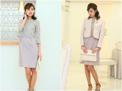 入園式・入学式スーツは必ず単品でも着れるデザインを!