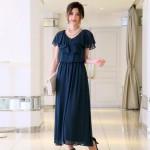 ミセス世代のフォーマルワンピースの選び方! 40代~50代女性の美しさを引き出すドレス6選