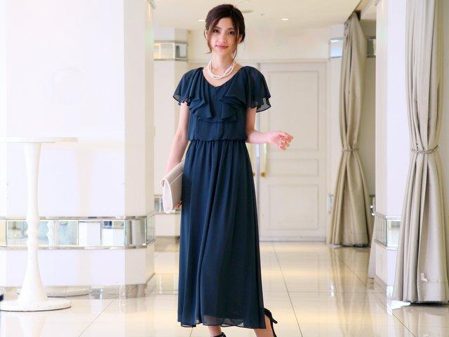 ミセス世代のフォーマルワンピースの選び方! 40代~50代の女性の美しさを引き出すドレス6選