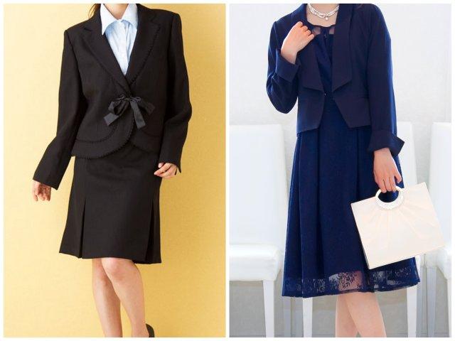 50代母親の卒業式スーツは膝下丈を!