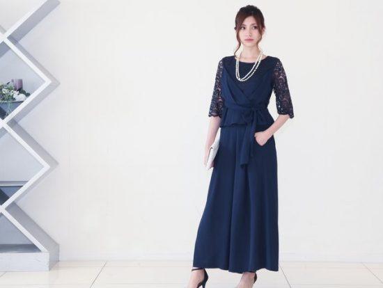 結婚式のパンツドレスで袖ありを選ぶべき3つの理由と人気ドレス6選